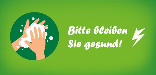 BannerSkandal wünscht Ihnen: Bleiben Sie Gesund!
